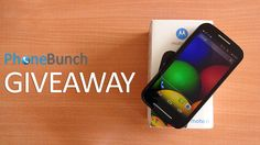 We are giving away our Review unit of the Motorola Moto E Dual-SIM to one lucky winner and two others will get one Moto Shell each.