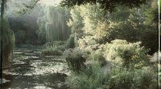 Claude Monet pintó sin descanso su jardín de Giverny. Este es un recorrido fotográfico por los rincones preferidos del maestro del impresionismo.