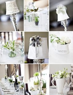 Love the lisianthus in the milk glass pitcher!