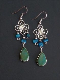 Handcrafted Peruvian Fair Trade Earrings  - Wher should I shop for local jewelry?