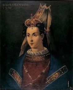 Roxelana sau Hurrem, sotia sultanului Soliman Magnificul http://vacantierul.ro/turcia-istanbul-suleyman-magnificul-bijuterii/