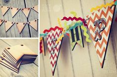 gorgeous banner crafty stuff from pick your plum