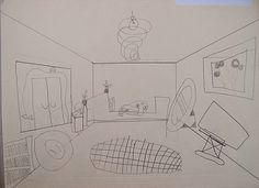 The David Lubin Art Studio: Perspective drawing