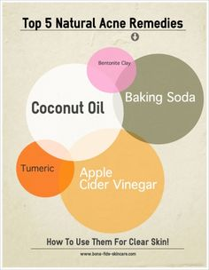 Top 5 Natural Acne Remedies & How To Use Them