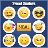 Sparkling birthday balloons emoticon Copy Send Share Send in a message, share on a timeline or copy and paste in your co. Symbols Emoticons, Funny Emoticons, Emoji Symbols, Facebook Emoticons, Smileys, Love Smiley, Emoji Love, Happy Birthday Emoji, Boy Birthday