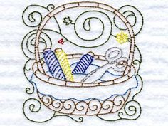 Sewing Blocks Machine Embroidery Designs http://www.designsbysick.com/details/sewingblocks