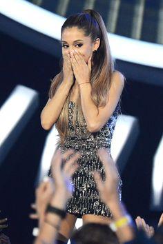 Ariana Grande, 2014