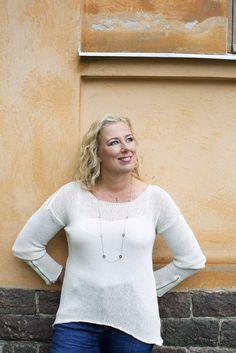 Jutta Urpilainen Story Eija Väliranta Photo Kari Kaipainen Kotivinkki www. Pullover, People, Sweaters, Fashion, Moda, Sweater, Fasion, People Illustration, Folk