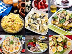 SALATE FESTIVE PENTRU SARBATORI | Diva in bucatarie Pasta Salad, Cobb Salad, Deserts, Cooking Recipes, Mexican, Favorite Recipes, Ethnic Recipes, Italian Cooking, Crab Pasta Salad
