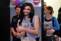 Austrian drag queen Conchita Wurst wins Eurovision song contest – LGBTQ Nation