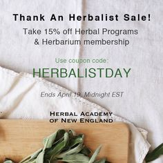100 best herbal academy coupons our favorites images on pinterest herbalist day coupon at the herbal academy of new england fandeluxe