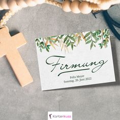 Place Cards, Place Card Holders, Invitations