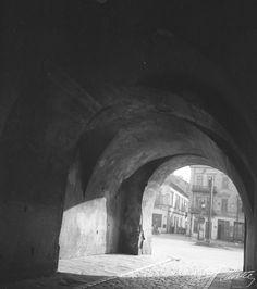 Beautiful Buildings, Poland, Black And White, City, History, Fotografia, Photography, Black White, Black N White