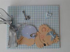 Baby Boy Brag Book by AuntyJoanCrafts on Etsy, £2.95