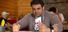 I am watching Man Vs Food.  Will I survive?