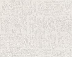 Patchworkstoff+JOL,+Weihnachts-Schrift,+antikweiß-hellgrau