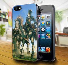 Fantasy Knight Horse Chicken iPhone 5 Case | kogadvertising - Accessories on ArtFire