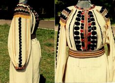 Hungarian Embroidery, Folk Embroidery, Embroidery Patterns, Machine Embroidery, Folk Costume, Costumes, Antique Quilts, Zig Zag, Needlework