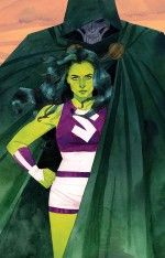 PREVIEW: SHE-HULK #3 (UNLETTERED)