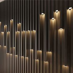 35 Fascinating Interior Wall Design Ideas - When you are in the process of decorating your home the topic of Interior Wall Design will leave many stumped. Walls today no longer have to have a sm. Wall Panel Design, Feature Wall Design, Partition Design, Office Wall Design, Feature Walls, 3d Wall Panels, Panneau Mural 3d, Mawa Design, 3d Modelle