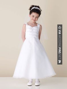 Yes - Sleeveless tea-length organza dress for flower girl,mermaid wedding dresses,mermaid wedding dresses,mermaid wedding dresses | CHECK OUT MORE GREAT FLOWER GIRL AND RING BEARER PHOTOS AND IDEAS AT WEDDINGPINS.NET | #weddings #wedding #flowergirl #flowergirls #rings #weddingring #ringbearer #ringbearers #weddingphotographer #bachelorparty #events #forweddings #fairytalewedding #fairytaleweddings #romance