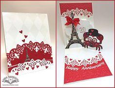 Anniversary Eiffel from Karen Burniston - January 2nd 2015