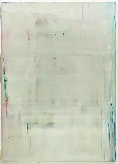 Gerhard Richter Abstract Painting 2009 Oil on Canvas x x 140 cm) Gerhard Richter, Cy Twombly, Camille Pissarro, Robert Motherwell, Joan Mitchell, Mark Rothko, Abstract Portrait, Abstract Art, Abstract Paintings