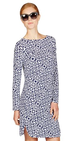 KAVU Womens Brighton Athletic Dresses Medium BW Check