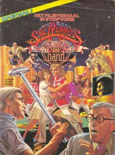 "#50YearsAgo #SgtPeppersLonelyHeartsClubBand#50YearsAgo #SgtPeppersLonelyHeartsClubBand Marvel Super Special #7 an adaptation of the film Sgt. Pepper's Lonely Hearts Club Band by writer David Anthony Kraft and artists George Pérez and Jim Mooney was promoted on the ""Bullpen Bulletins"" page in Marvel Comics cover-dated January 1979. It was never published in the U.S. ""because the book was late and the movie proved to be a commercial failure"" according to a contemporaneous news account which…"