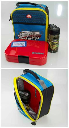 Yumbox fits perfectly into most thermal lunch bags  backtoschool  www.yumbox-uk. Thermal Lunch BagInsulated ... f941256b68b15