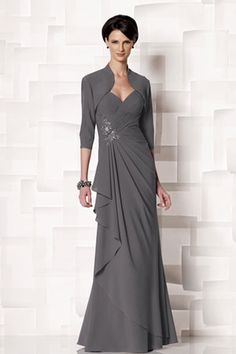Mother of the Bride Dresses in a different color