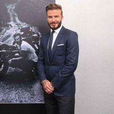 The incomparable David Beckham.