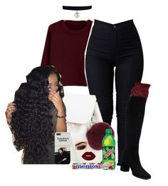 """""""Untitled #192"""" by trending-boo ❤ liked on Polyvore featuring Yves Saint Laurent"""