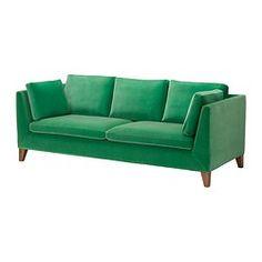 dreamy green sofa