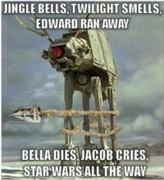 funny star wars pictures, funny christmas pictures, jingle bells song
