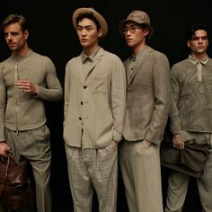 giorgio armani spring/summer 17 at milan mens fashion week