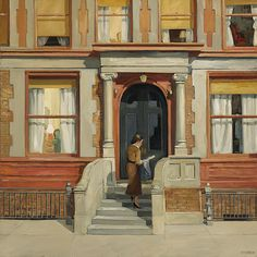 Sally Storch         ''If it's true that every picture tells a story, Sally Storch's paintings speak volumes. Set in urban surroundings, her...