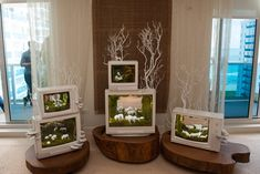 For the preview, Plant the Future provided installations that covered the theme of nature as art. The theme worked well with 1 Hotel & Homes, which has an eco-friendly ethos.  Photo: Michele Eve Photography for BizBash