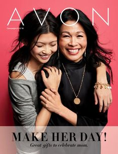 Avon's campaign 9 flyer with gifts for Mom.