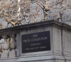 The Frick Collection Museums In Nyc, Nyc Art, Vegan Restaurants, Art Gallery, Top, Travel, Collection, Art Museum, Viajes
