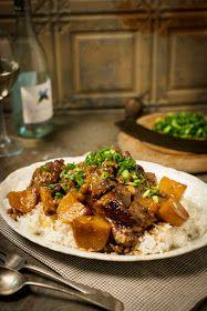 Little Box Brownie: Lamb Massaman Curry