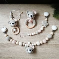 I hope you all have a happy new year! I have the … - Diy Handwork Bear Girl, Handmade Toys, How To Take Photos, Educational Toys, Knitting, Minis, Babies, Shop, Jewelry