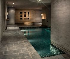 Architonic's Simon Keane-Cowell presents our selection of the best of the latest spa and wellness architecture.