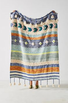 Anthropologie Favorites:: Bohemian Blankets and Throws, Bedding and Pillows