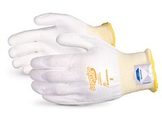 SuperiorTouch™ Knit with Dyneema®, PU Palms, Economy size 7 Work Gloves, Palms, Gauges, Touch, Knitting, Palmas, Tricot, Breien, Ears Piercing