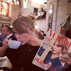 she's so pretty in that magazine but Wonderland is still my fav