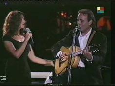 Joan Manuel Serrat y Ana Belén - Paraules d'amor - YouTube