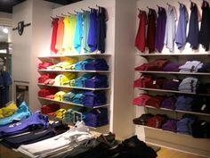 visual merchandising mens dress shirts - Google Search