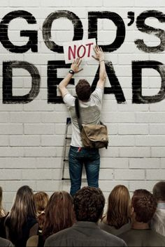 All time favorite movie. Everyone should at least see this once. #GOD'SNOTDEAD ❤