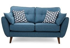 French Connection 2 Seater Sofa Zinc Express Smooth angled arms, rounded seats and button-back cushions combine to create the ultimate in relaxed cool. Furniture Update, Dining Room Furniture, Furniture Ideas, French Connection Sofa, Cuddler Sofa, Sofa Company, Sofas For Small Spaces, Sofa Price, Kid Ink